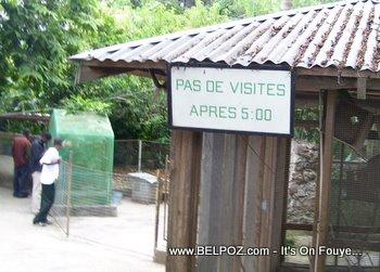 zoological garden in fermathe Haiti