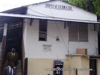 Hopital Fermathe Haiti