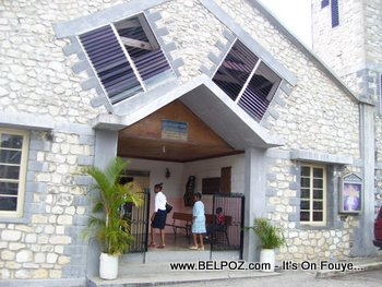 BHM Baptist church, Fermathe Haiti