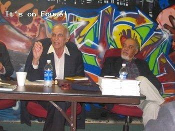Max Manigat & Frank Laraque
