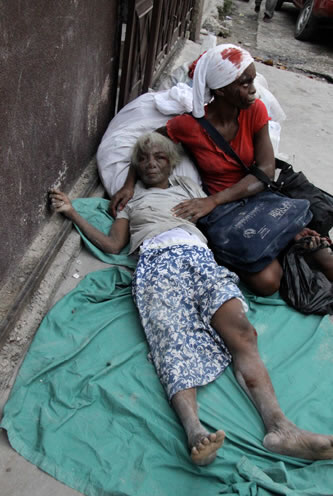 Haiti Earthquake Pictures
