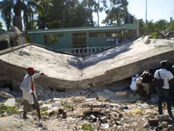 Jacmel Haiti Earthquake Images