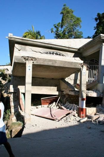 Jacmel Haiti Earthquake Images