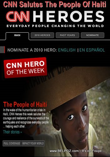 CNN Heroes - The People of Haiti