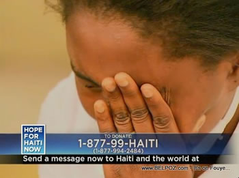 Hope For Haiti Now Telethon