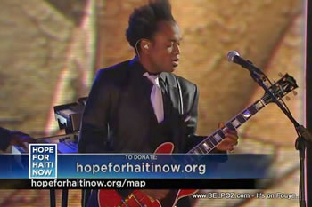 Jennifer Hudson Hope For Haiti Now Telethon