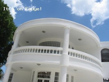 Downtown Arcahaie Haiti 17 Apr 04
