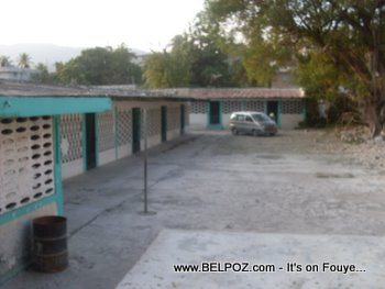 School Yard Carrefour Haiti