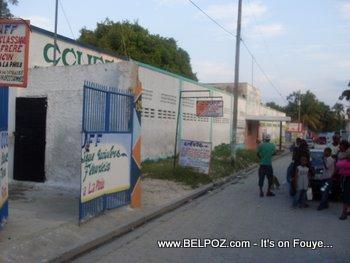 Ecole Frere Polycarpe Carrefour Haiti