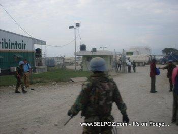 Caribintair Terminal - Haiti Airport