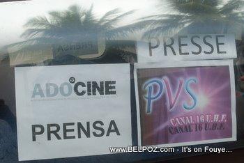 Ado Cine Prensa PVS Canal 16 Presse Pass