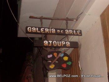 Galeria De Arte Ajoupa