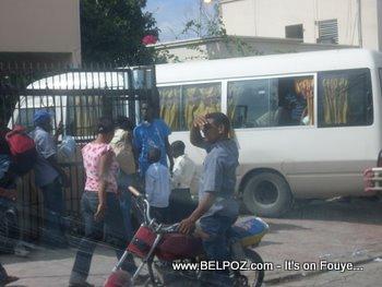 Autobus Santo Domingo