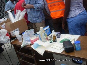 Haiti Earthquake Medical Relief Carrefour Haiti