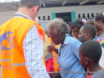 Haiti Earthquake Survivors Carrefour Haiti