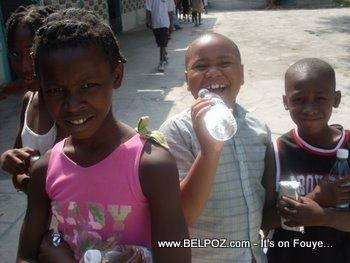 Haiti Earthquake Relief Ecole Frere Polycarpe Carrefour Haiti