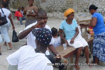 Haiti Earthquake Survivors Carrefour Haiti