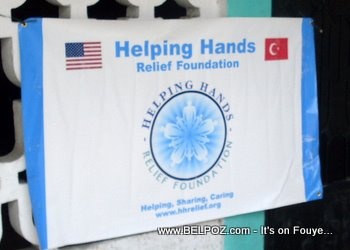Helping Hands Relief Foundaton Haiti Earthquake Relief