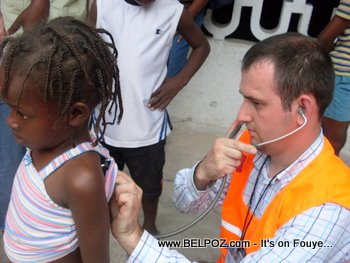 Haiti Earthquake Medical Relief Carrefour Haiti