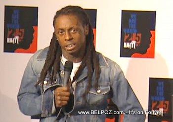 Lil Wayne We Are The World Haiti