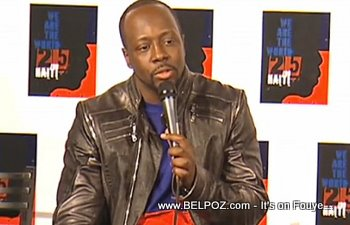 Wyclef Jean We Are The World Haiti