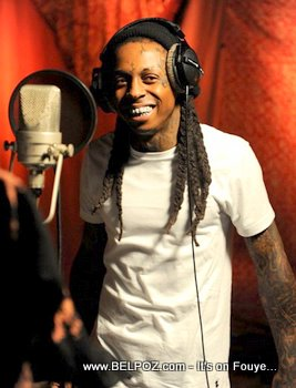 Lil Wayne We Are The World Haiti