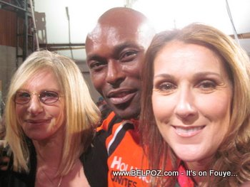 Celine Dion Jimmy Jean Louis We Are The World Haiti