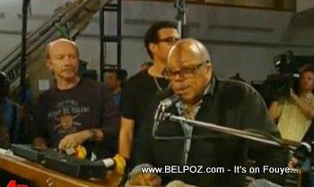 Quincy Jones We Are The World Haiti