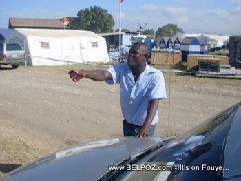 Haiti Tent City Haiti Earthquake Relief Carrefour Haiti
