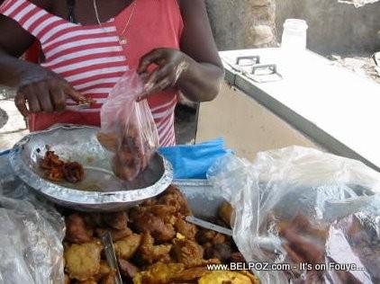 Bon Jan Fritay Creole In Haiti