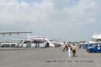 American Airlines In Haiti