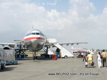 American Airlines In Haiti