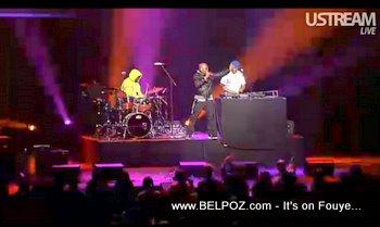 Won G George Lopez Help Haiti Concert