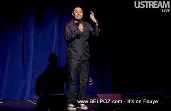 Russell Peters George Lopez Help Haiti Concert