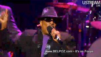 Charlie Wilson George Lopez Help Haiti Concert