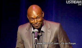 Jimmy Jean Louis George Lopez Help Haiti Concert