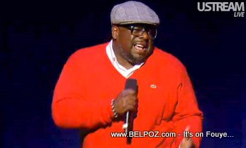 Cedric The Entertainer Lopez Help Haiti Concert