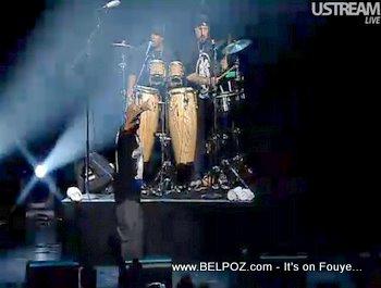 Cypress Hill George Lopez Help Haiti Concert