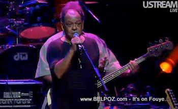 Cheech Marin Los Lobos George Lopez Help Haiti Concert