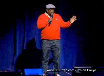 Cedric The Entertainer Lopez Help Haiti Concert
