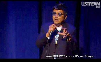George Lopez George Lopez Help Haiti Concert