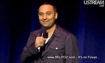 Russell Peters George Lopez Help Haiti Concert