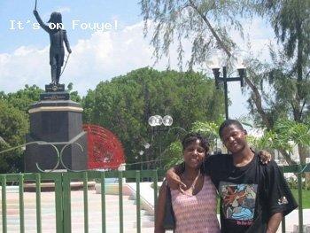 Downtown Arcahaie Haiti 62 Apr 04