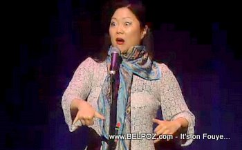 Margaret Cho George Lopez Help Haiti Concert