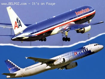 American Airlines Vs Spirit Airlines