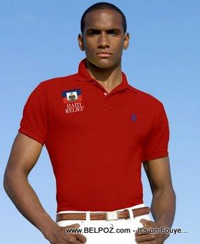 Ralph Lauren Haiti Relief Shirts