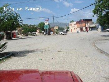 Arcahaie to Port-au-Prince 5 Apr 04