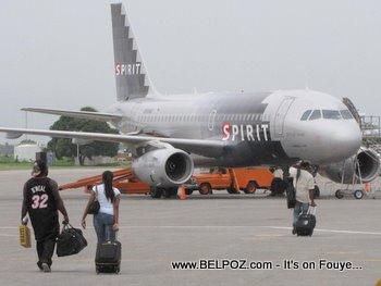 Spirit Airlines In Haiti