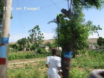Arcahaie to Port-au-Prince 7 Apr 04