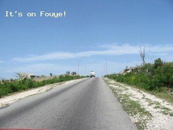 Arcahaie to Port-au-Prince 8 Apr 04
